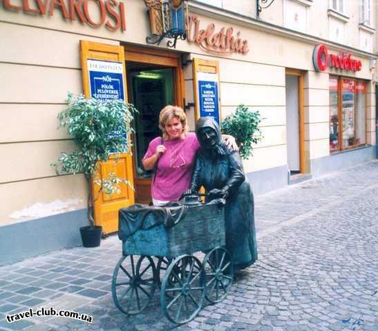 Венгрия  Уличный мотив