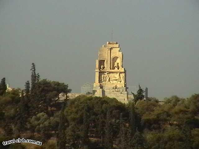 Греция  Халкидики  Kassandra Palace  Афины. Акрополь. Может кто знает, что это