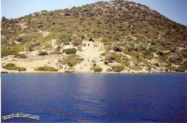 Турция  Мармарис  церковь