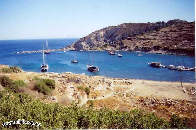 Турция  Мармарис  экскурсия в Книдос