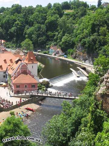 Чехия  Южная Чехия