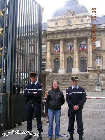 Франция  Париж-Женева  Хорошо смеётся тот...