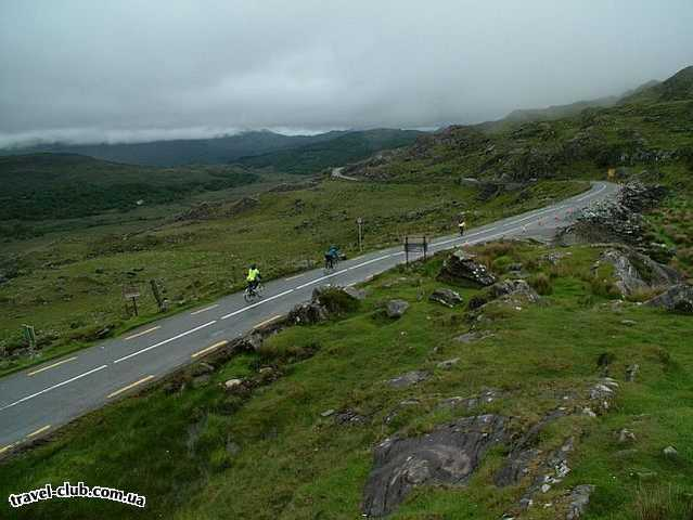 Ирландия  Killarney  Killarney National Park<br /> Если присмотритесь там стоит знак - та