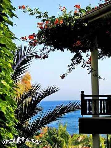 Турция  Алания  Club gunes gardens 3*