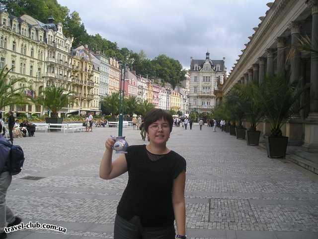 Чехия  Прага  Карловы Вары