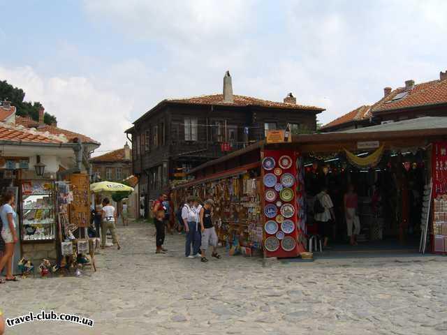 Болгария  Несебр ( Старый город )