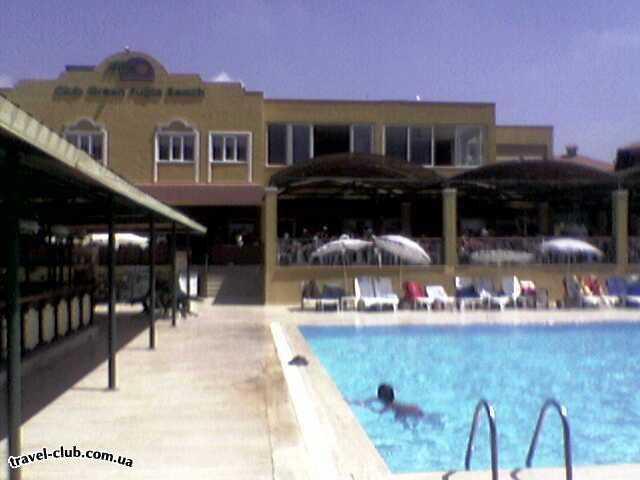 Турция  Алания  Green Fugla Beach (4 ****)