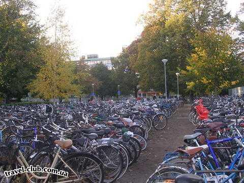 Швеция  Студенческий паркинг