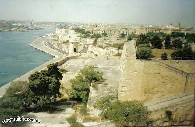 Мальта  валетта, столица мальты