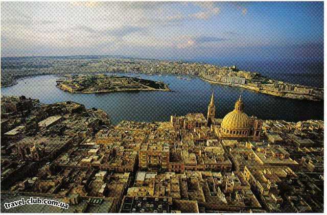 Мальта  Sun Crest  Валетта, столица Мальты
