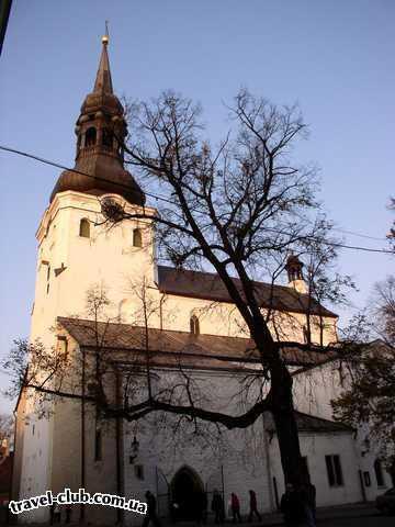 Эстония  Таллинн