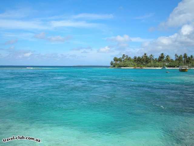 Мальдивские о-ва  атолл Адду остров Ган  Equator Village  о.Ган