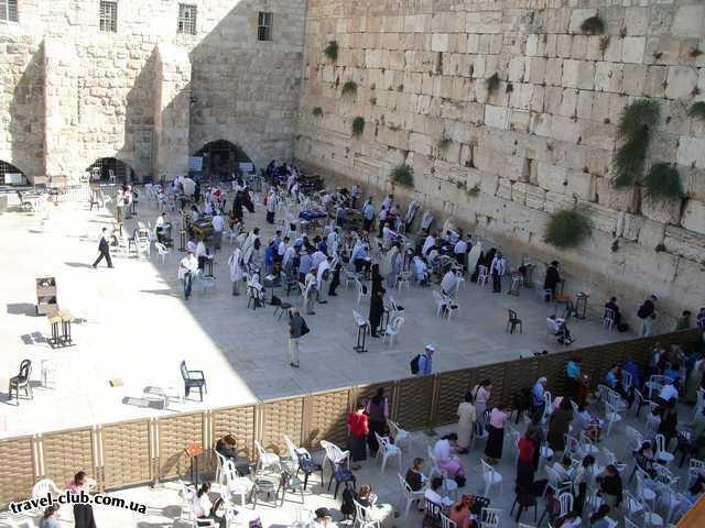 Израиль  ашдод  Стена Плача