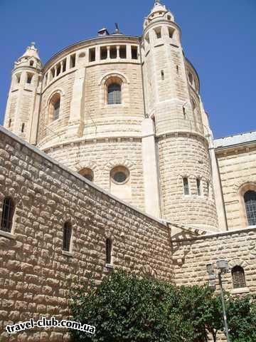 Израиль  ашдод  Церковь Сна