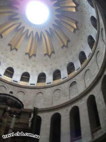 Израиль  ашдод  Анастазис-Гробница Христа