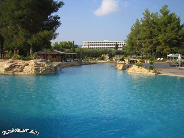 Греция  Халкидики  Porto Carras Grand Resort