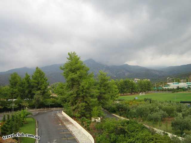 Греция  Халкидики  Porto Carras Grand Resort  Оказывается, вторая половина сентября - уже не сезон. Т�