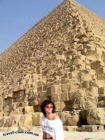 Египет  Хургада  Sultan beach 4*  Пирамиды