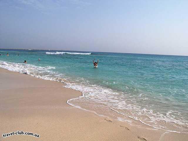 Египет  Хургада  Sultan beach 4*  Ксюха на пляже