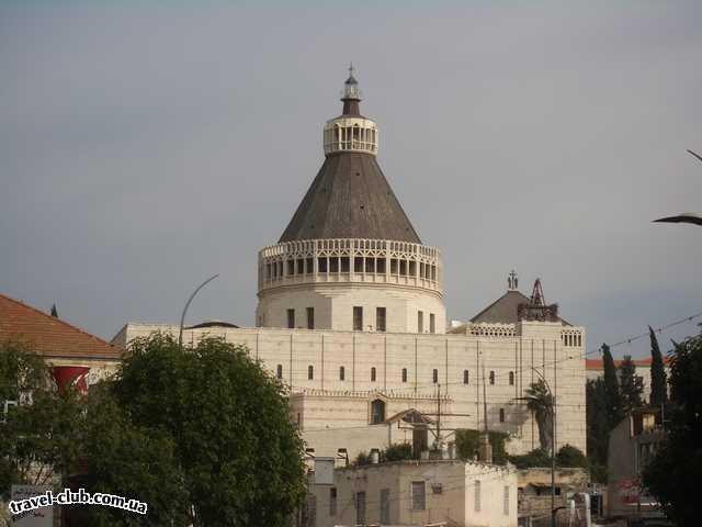 Израиль  Католическая церковь Благовещения (Назарет)