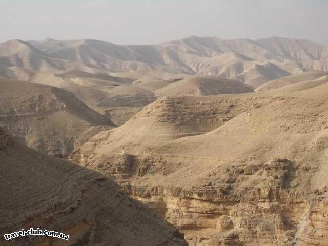 Израиль  Иудейская пустыня