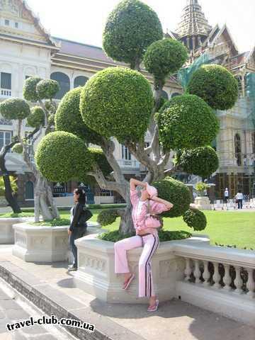 Таиланд  Паттайя  Dusit Resort  Королевский дворец