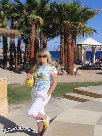 Египет  Шарм Эль Шейх  GRAND ROTANA RESORT&spa  на пляже