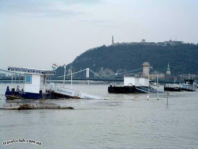 Венгрия  Будапешт  Взгляд со стороны Буды