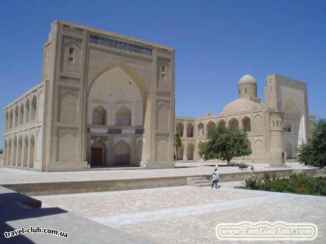 Узбекистан  <br /> <br /> www.eastlinetour.com/ru/index.html