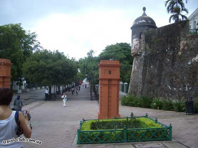 Пуэрто-Рико  Сан Хуан  Несмотря на то что этот Каррибский остров под флагом С�