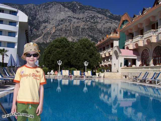 Турция  Отель Монтана