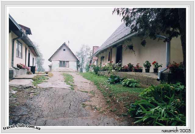 Хорватия  Средняя Далмация  Шибеник  Slunj