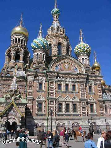 Россия  Ст.Петербург  Спас на крови