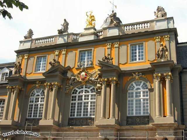 Германия  Бонн  Бонн. Кобленские ворота (18 век)