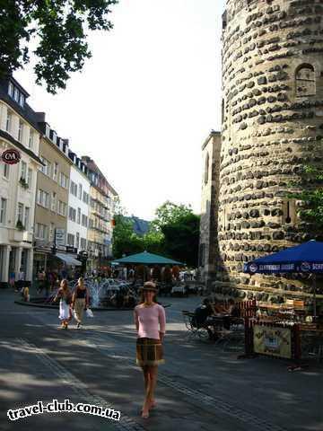 Германия  Бонн  Звёздные ворота