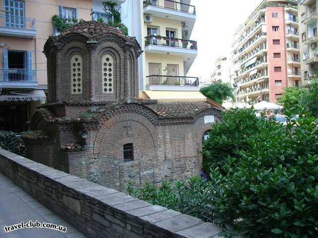 Греция  Халкидики  Poseidon 4* ( Sitonia )  Фессалоники, Когда нам сказали, что маленькие древние �