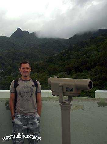 Пуэрто-Рико  Сан Хуан  El Junke rain forest... unbelieavble place