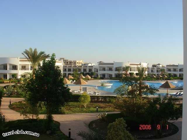 Египет  Хургада  Grand seas hostmark 5*