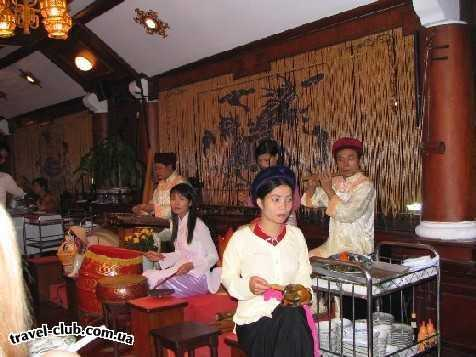 Вьетнам  музыканты