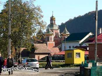 Украина  Карпаты  Милая, тихая провинция.