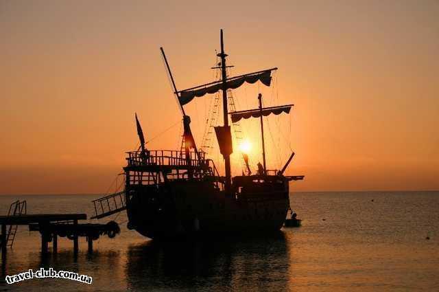 Турция  Кемер  Pirate