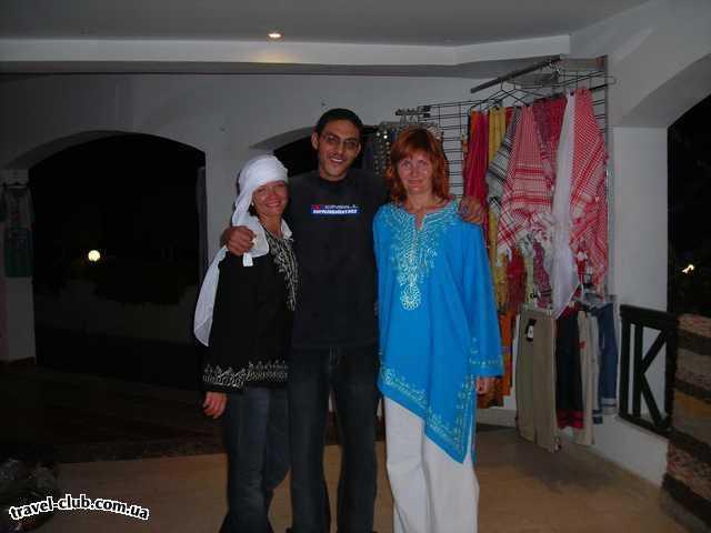 Египет  Шарм Эль Шейх  Привет Ахмету - продавцу из магазина