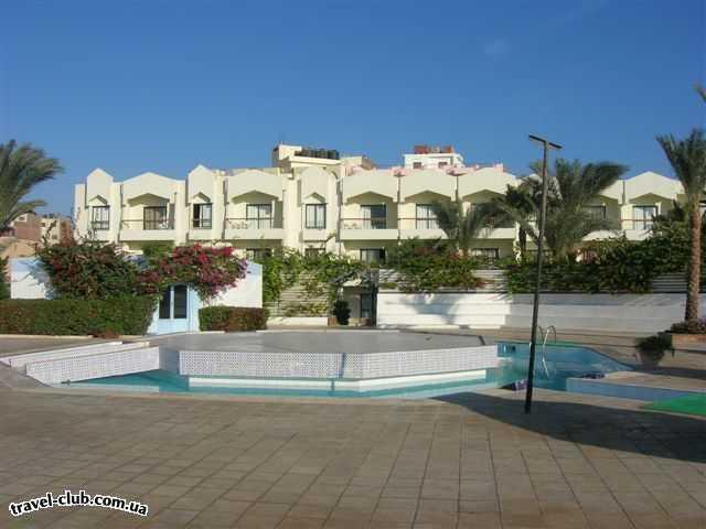 Египет  Хургада  Regina style 4*  территория отеля реджина стайл