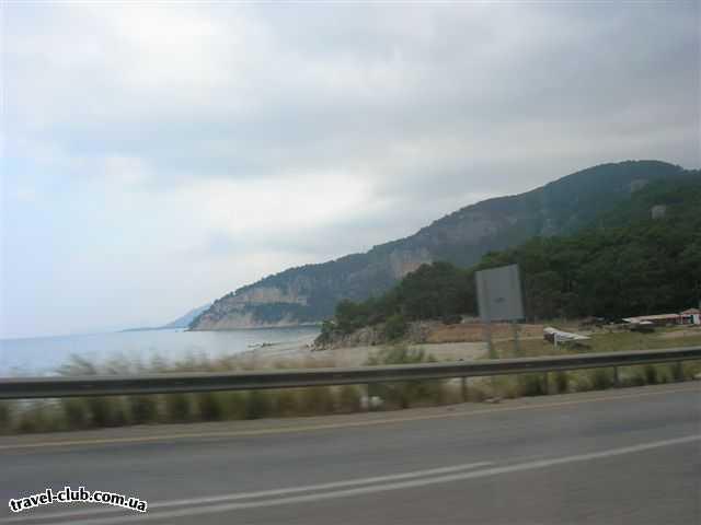 Турция  Кемер  Bella Vue Beach 4*  просторы турции...едем в кемер