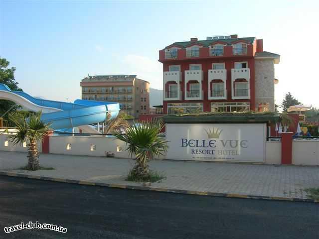 Турция  Кемер  Bella Vue Beach 4*  отель белла вью