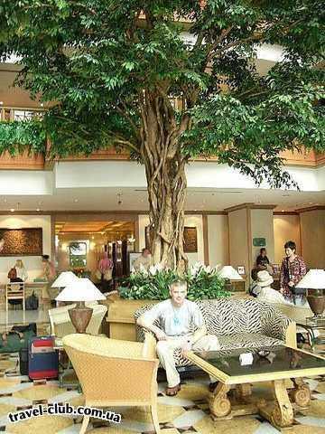 Таиланд  Паттайя  Dusit Resort
