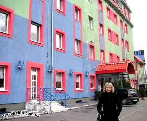 Венгрия  Будапешт  Полюш (Polus)  Отель Полюш