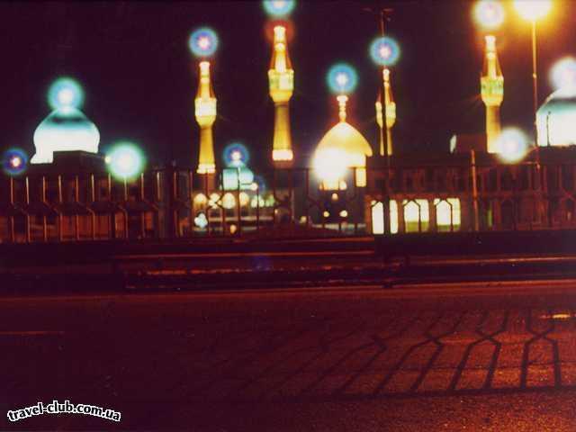 Иран  Тегеран  Мавзолей имама Хомейни