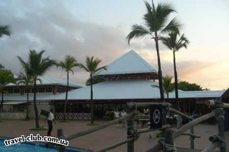 Доминикана  Punta Cana  Excellence Punta Cana 5*  Barcelo Caribean