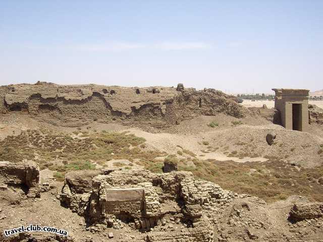 Египет  Хургада  Историческая справедливость - не тронутые временем во�